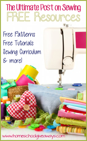 Free Sewing Patterns, Tutorials, Sewing Curriculum, plus more | Free ...