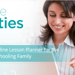Free Online Lesson Planner for the Homeschool Family