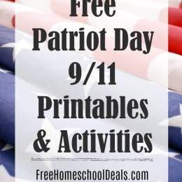 Free Patriot Day 9/11 Activities and Printables