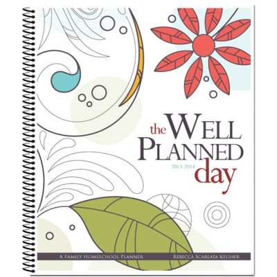 homeschool coupon code 2013 2014 well planned day planner 35 off