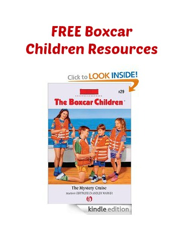 free boxcar children resources