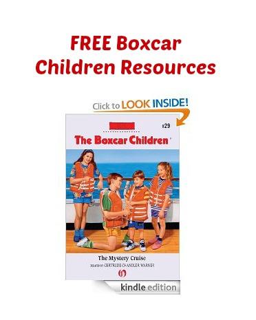free boxcar children resources