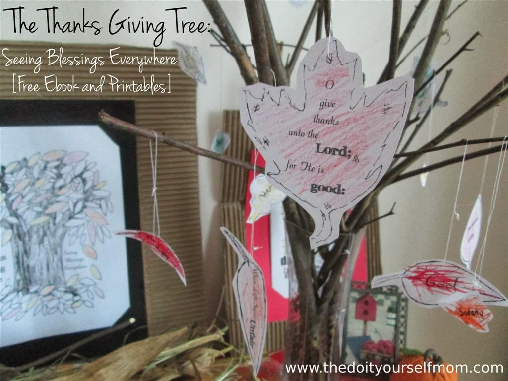 Free Ebook And Thanksgiving Printables The Thanks Giving