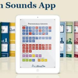 Free Phonogram Sounds App from All About Learning (iOS/Android/PC)