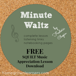 Free SQUILT Download: The Minute Waltz Music Appreciation