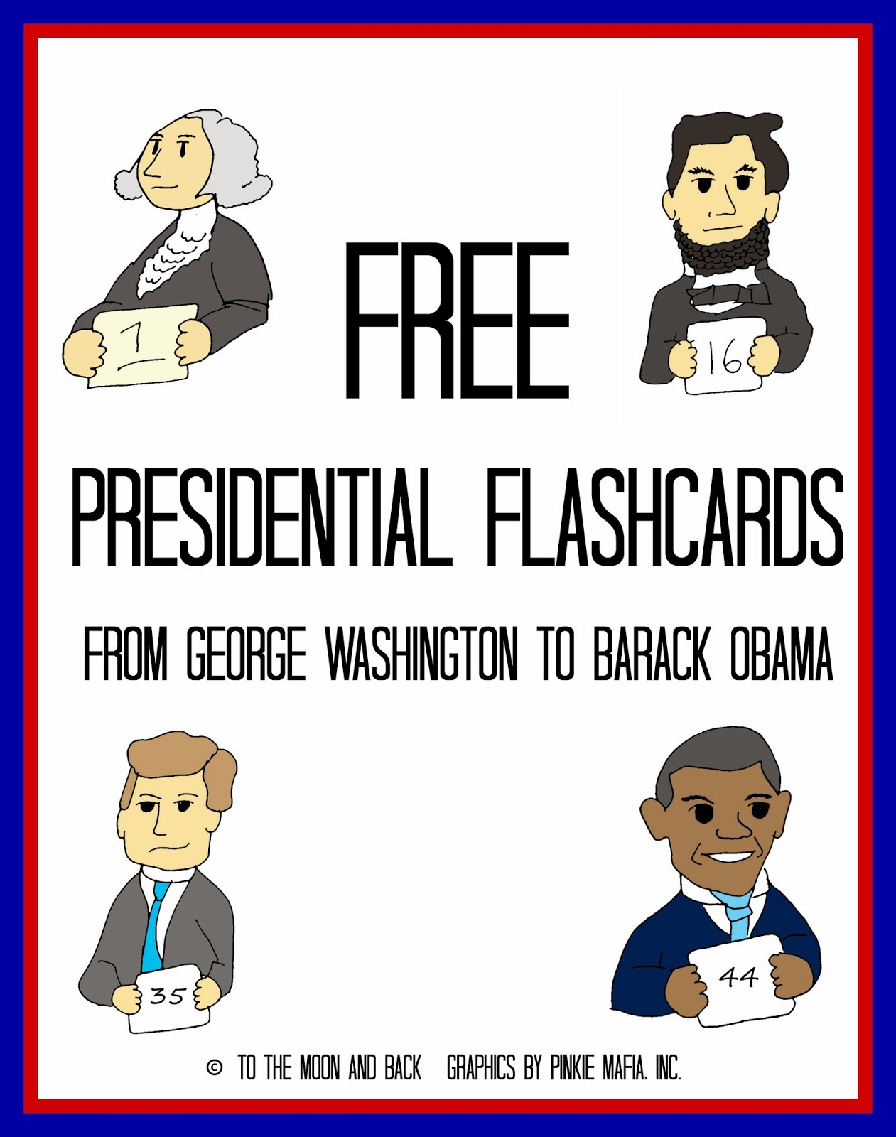 Free A Presidential Affair Printables And Flashcards