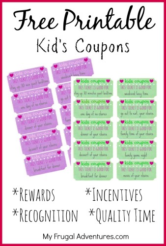 blank coupons templates