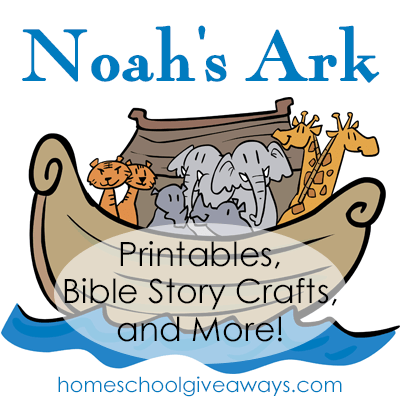 Free List Of Noah S Ark Printables And Craft Resources