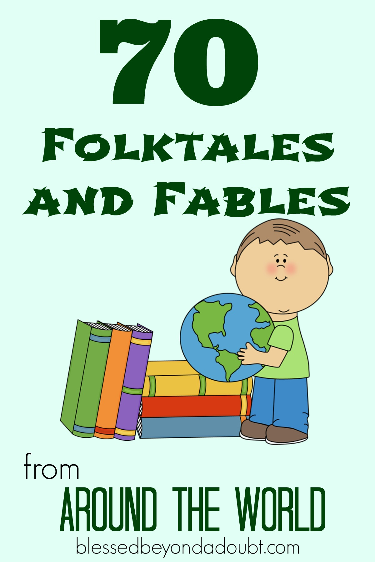 Homeschool Freebies 70 Folktales And Fables From Around The World