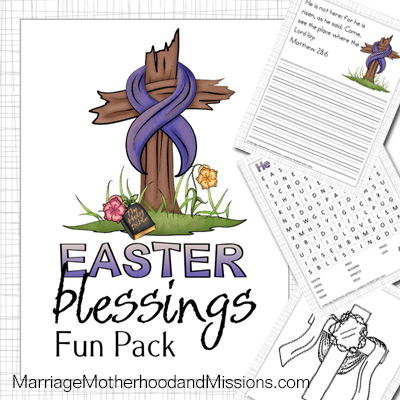 Easter Blessings Fun Pack