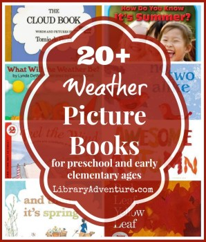 20-Weather-Picture-Books