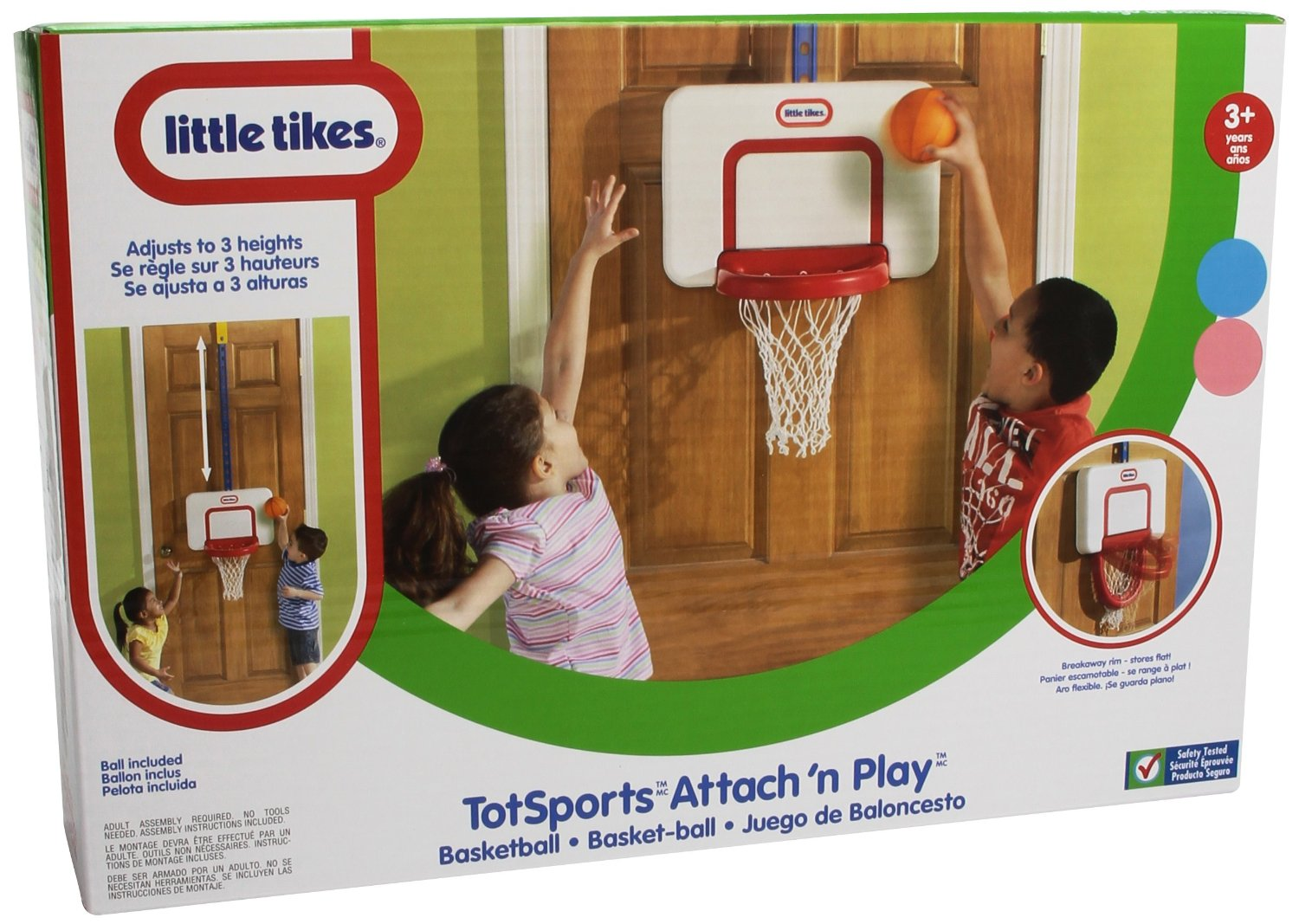 Little Tikes Attach N Play Basketball Only 12 Reg 20