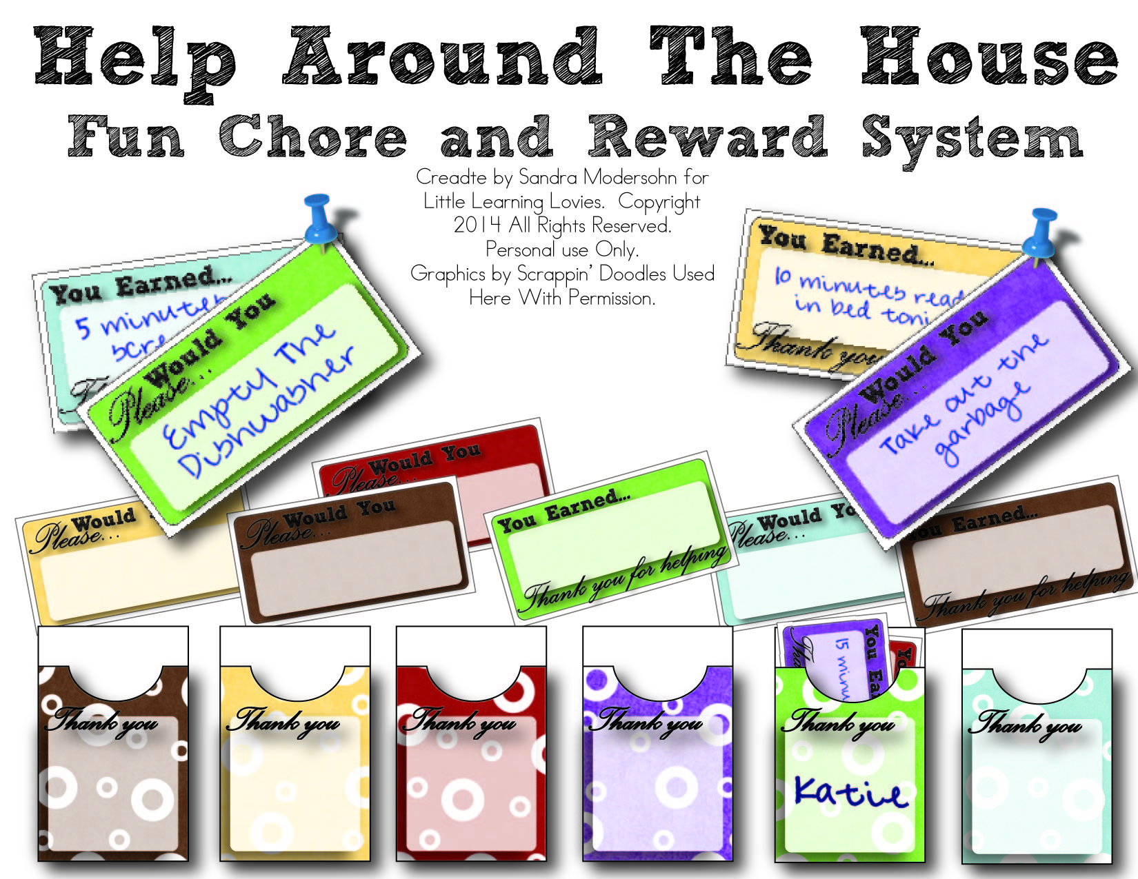 Free Chore Chart System