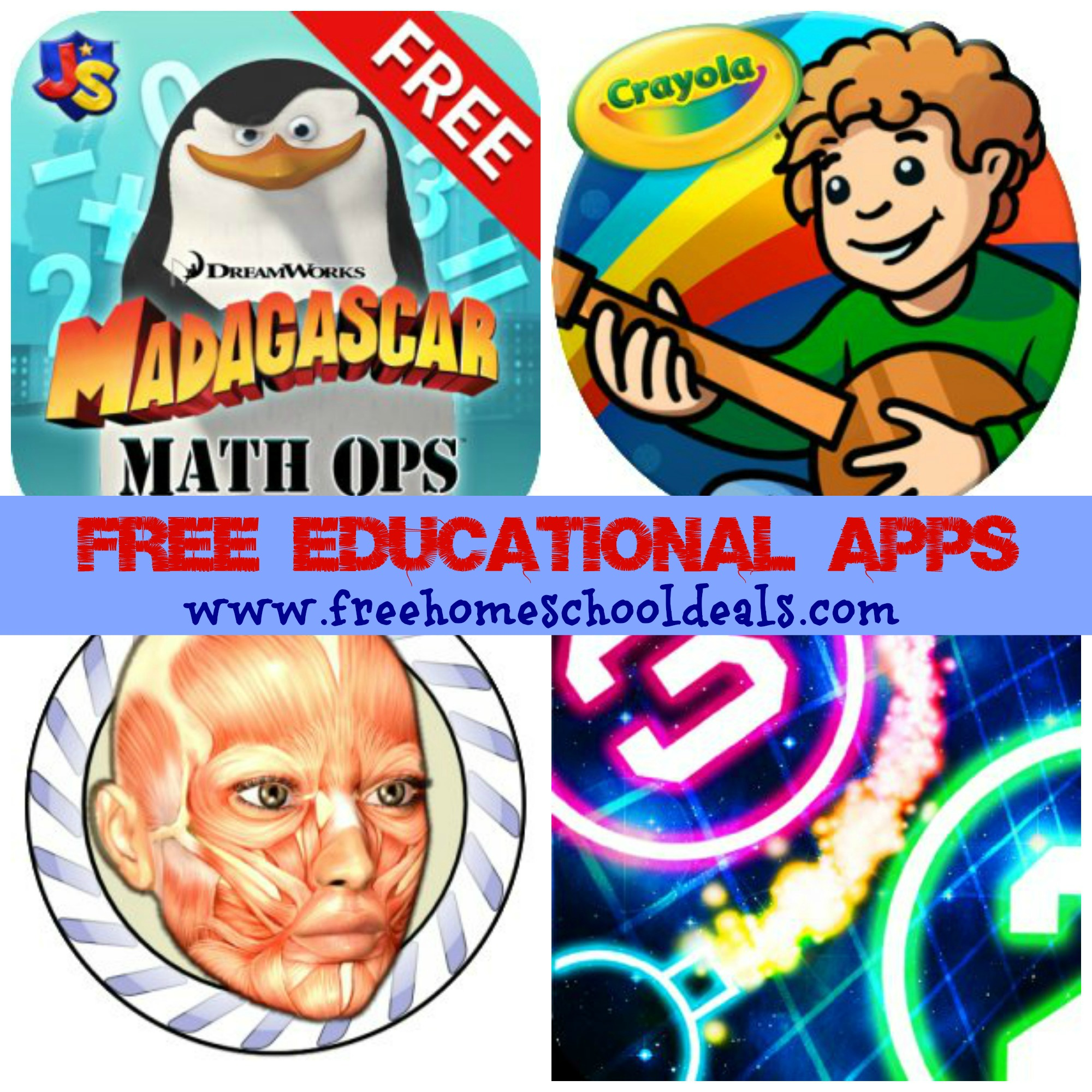 Free Educational Apps For Kids Speed Anatomy Madagascar