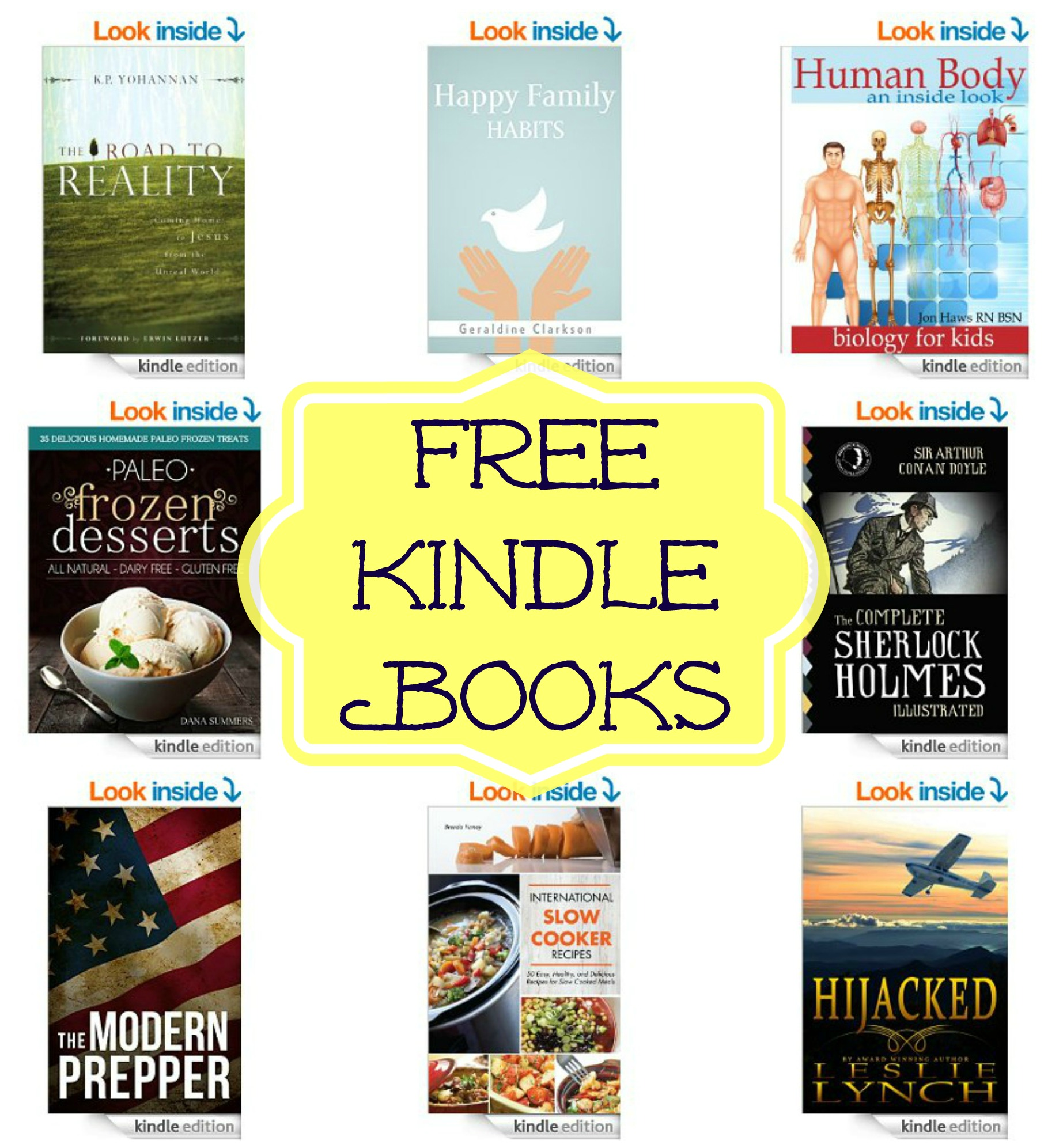 22 Free Kindle Books Stone Soup Happy Family Habits The
