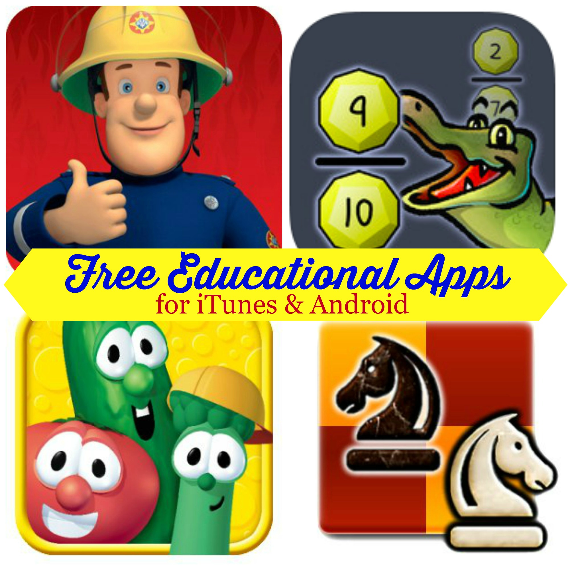 Free Educational Apps For Kids Watch Amp Find Veggietales