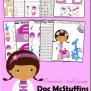 Free Doc Mcstuffins Worksheets Free Homeschool Deals