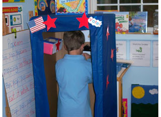 Make a Voting Booth