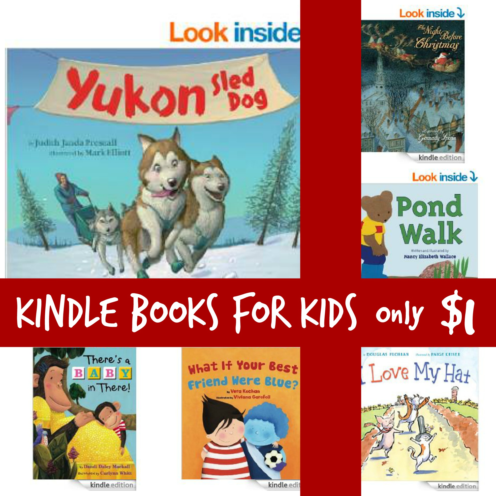 25 Kindle Books For Kids Only 1