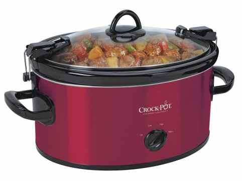 Crock-Pot 6 Qt. Portable Slow Cooker Only $20.41! (Reg. $39.99!)