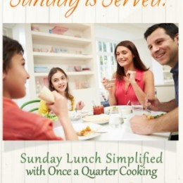 Free e-book: Sunday is Served (subscriber freebie)