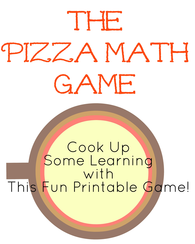 Free Pizza Math Game