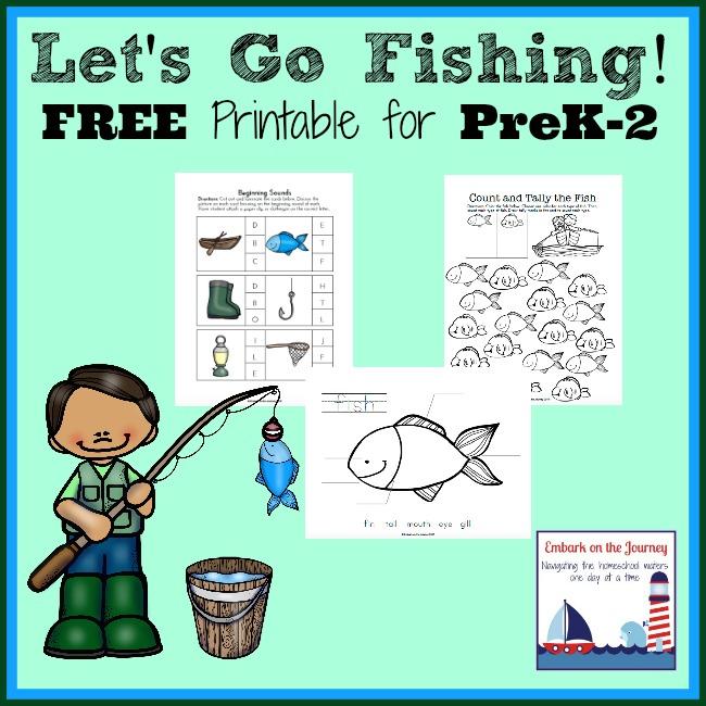 FREE Fishing Pack