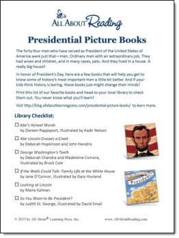 Free Library List Printables