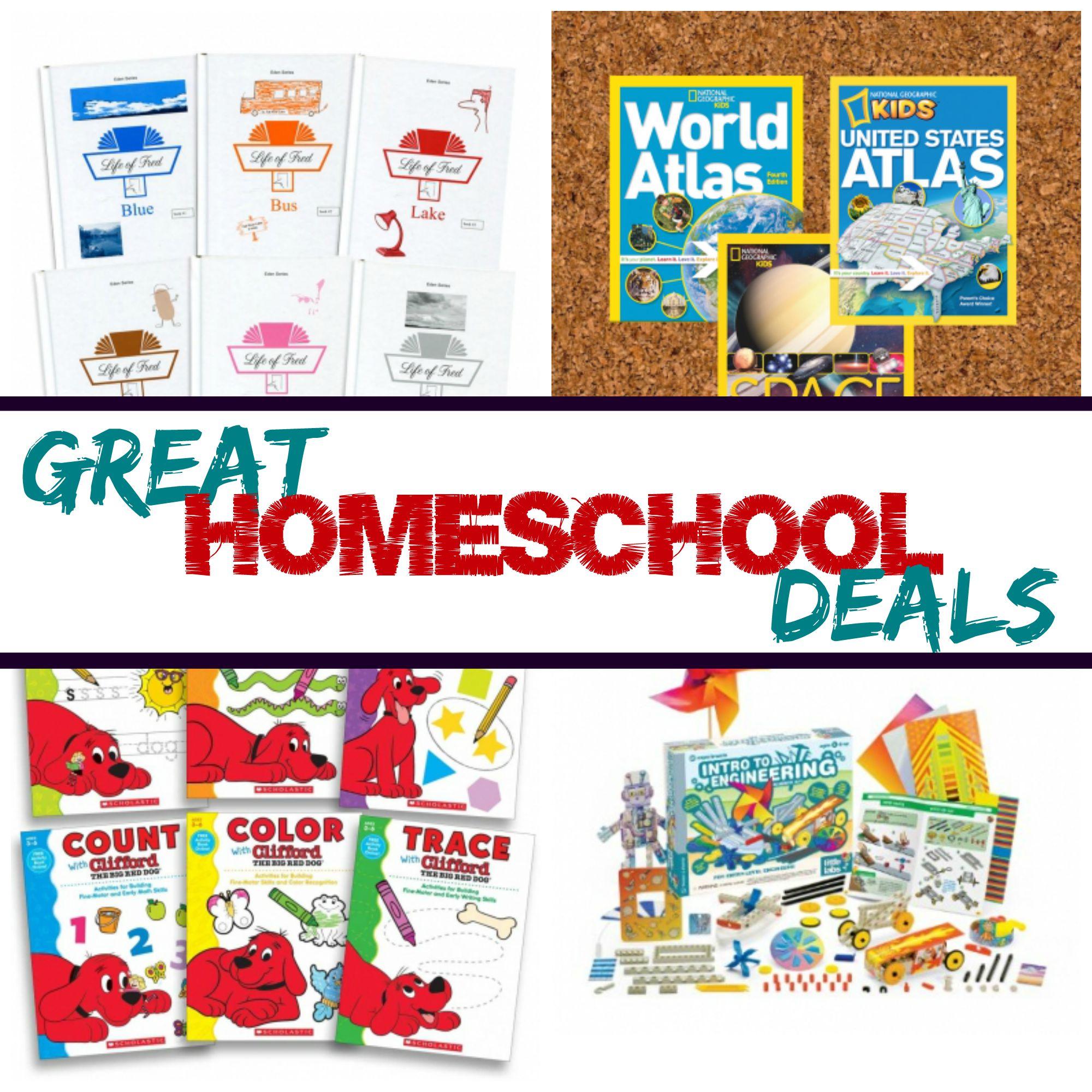 19 New Homeschool Freebies Deals Amp More For 7 22 15
