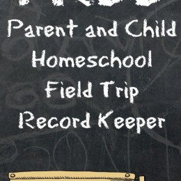 FREE Field Trip Record Keeping Forms