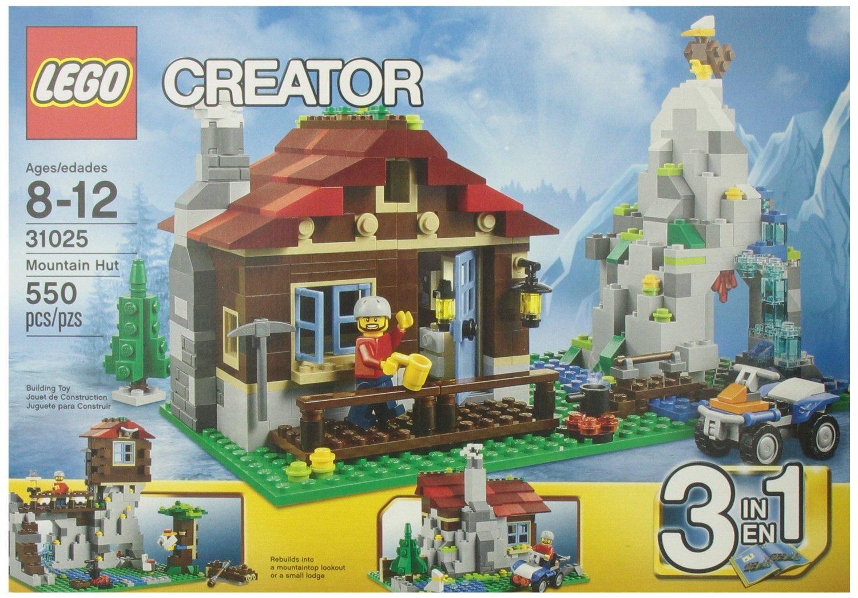 Lego Creator Mountain Hut Only 28 79 Reg 40