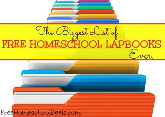 free-homeschool-lapbooks