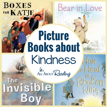 FREE Picture Books about Kindness Library List