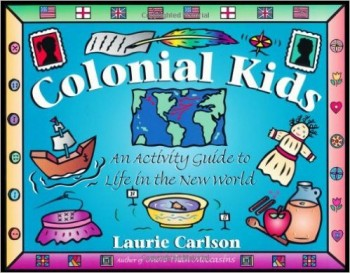 Activity Books by Laurie Carlson