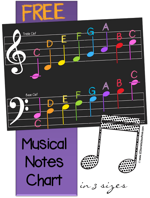 FREE Music Theory Pack