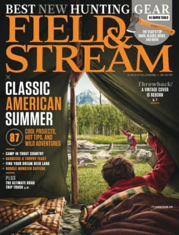 Field & Stream Magazine Only $4.99/Year!