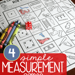 FREE Simple Measurement Games