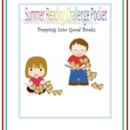 Free Summer Reading Challenge Pocket