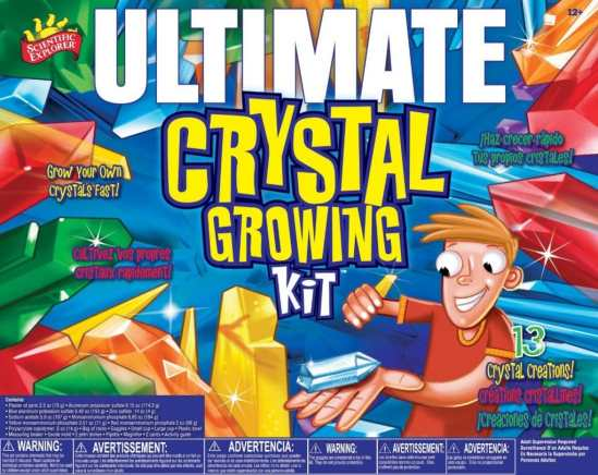 Ultimate Crystal Growing Kit Only $10.99! (67% Off!)