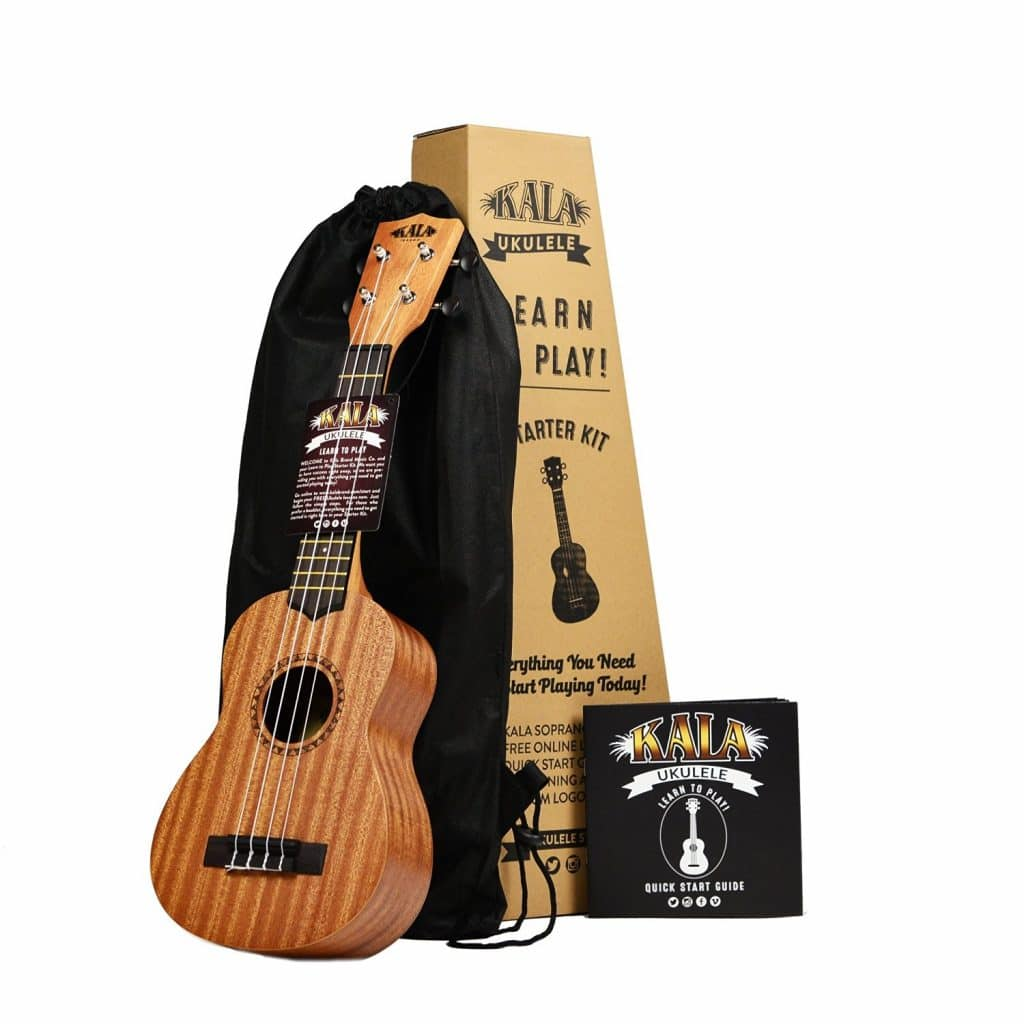 Kala Learn To Play Ukulele Starter Kit Only 60 Reg 85