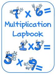 FREE Multiplication Lapbook