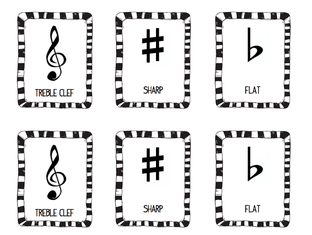 FREE Music Memory Game