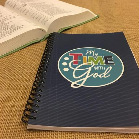 My Quiet Time with God Journal Only $15!