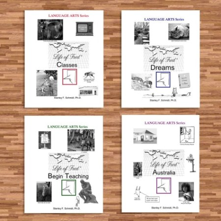 Life of Fred Language Arts Book Set Only $65.69 - Ending Soon! (Reg. $76!)