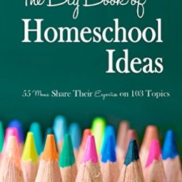The Big Book of Homeschool Ideas eBook Only $0.99! (95% Off!)