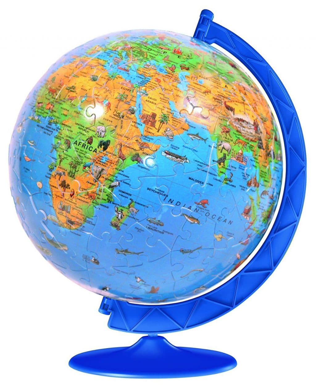 9 Fun Maps For Teaching World Geography