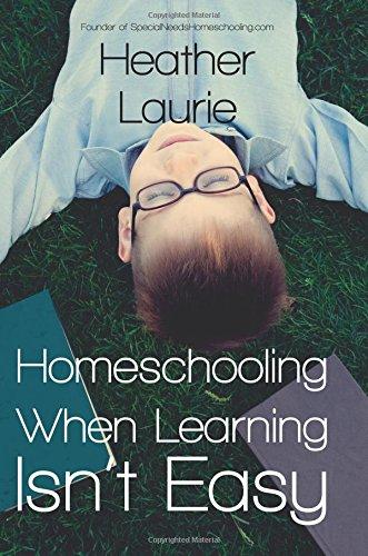 Homeschooling When Learning Isn't Easy eBook Only $4.99! (Reg. $15!)