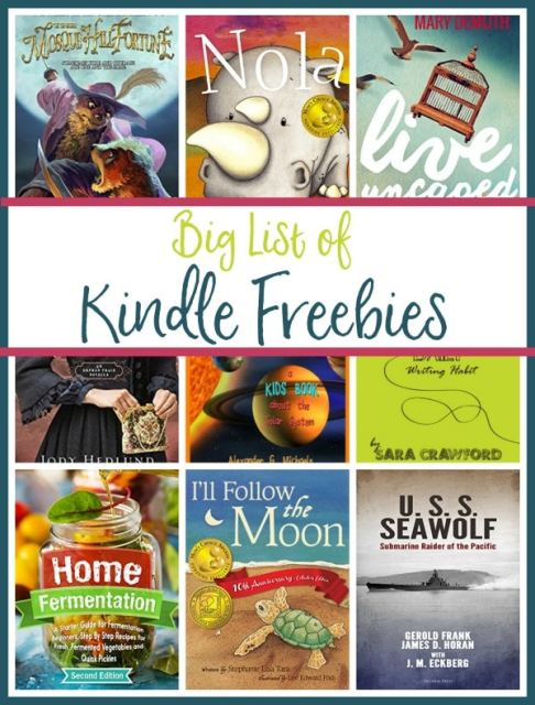27 Kindle Freebies: Solar System, Whole Brain Teaching, Live Uncaged, & More!