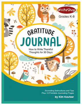 Free Gratitude Journal Printables