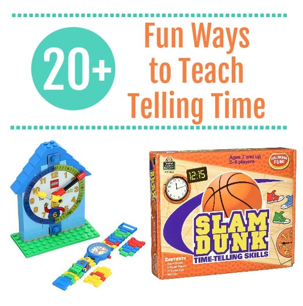 Fun Ways to Learn How to Tell Time
